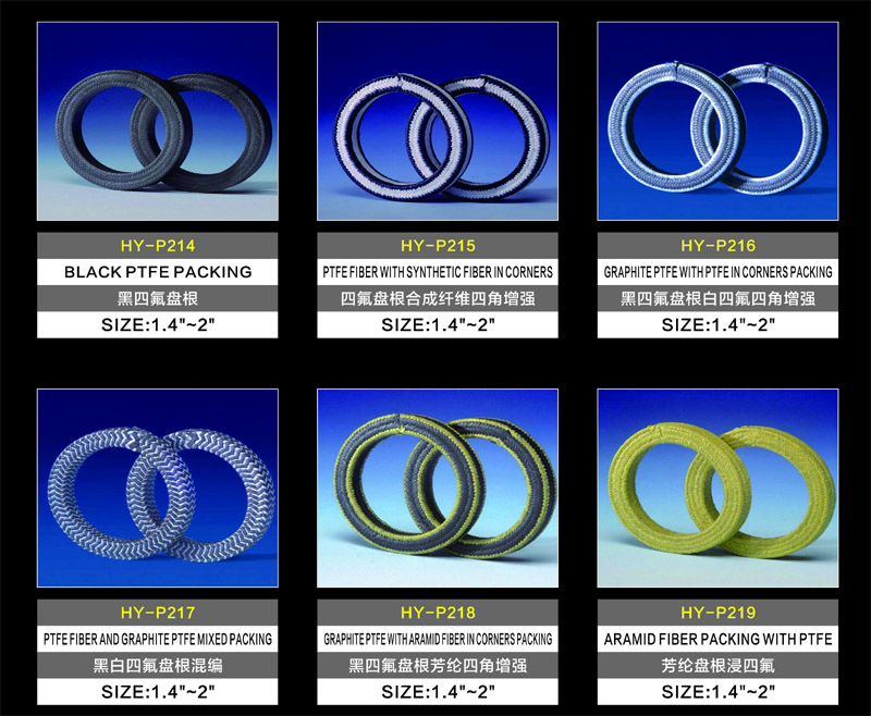 China asbestos jointing sheet and sprial wound gasket