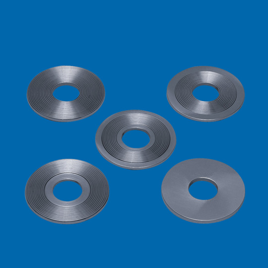 (Spiral wound gasket category)HY-804 SERRATED METAL GASKET