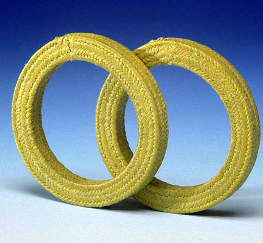 HY-P219 ARAMID FIBER PACKING WITH PTFE